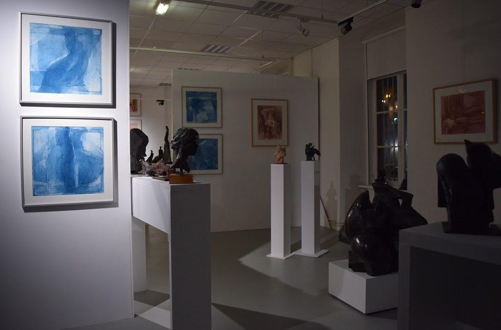 L'exposition AFFINITES est ouverte jusqu'au 17 Décembre