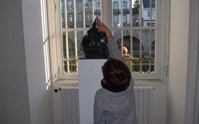 Belle fréquentation du public scolaire lors des 5 semaines de l'exposition AFFINITES qui s'achève samedi 17 Décembre